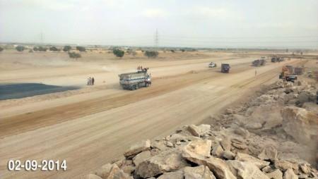 Bahria Town Karachi Latest Progress Update - September 2014 (6)