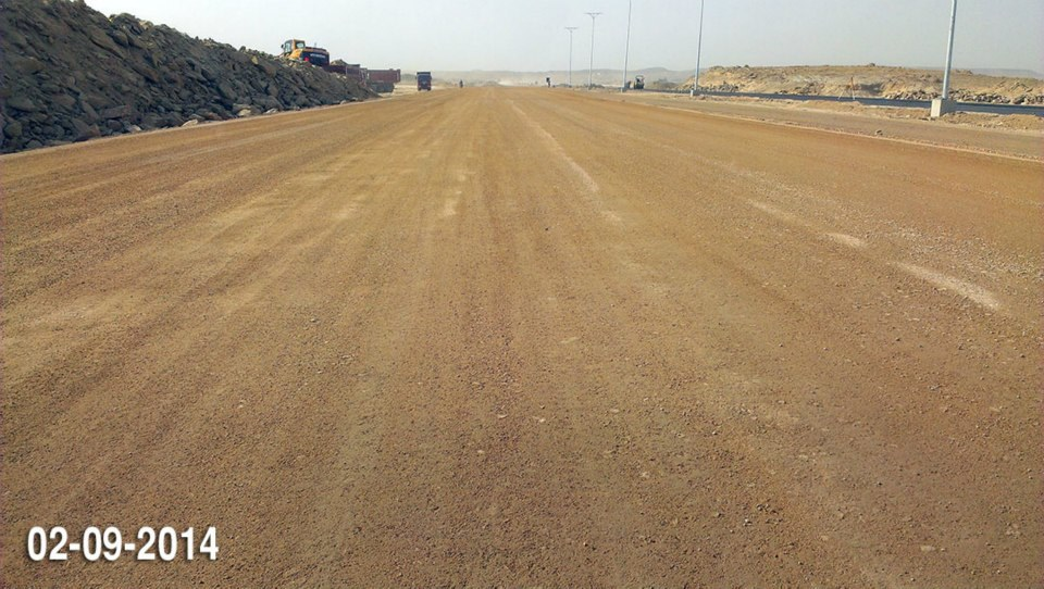 Bahria Town Karachi Latest Progress Update – September 2014 (9)