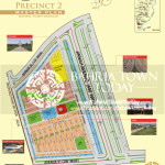 Bahria Town Karachi - Precinct 02 Bahria Homes (Quaid Block) High Resolution Map