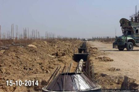 Bahria Town Karachi Latest Progress Update - October 2014 (10)
