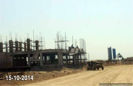 Bahria Town Karachi Latest Progress Update - October 2014 (2)