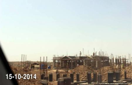 Bahria Town Karachi Latest Progress Update - October 2014 (3)