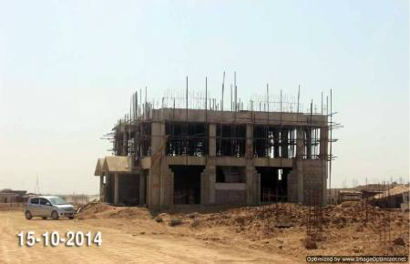 Bahria Town Karachi Latest Progress Update - October 2014 (6)
