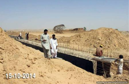 Bahria Town Karachi Latest Progress Update - October 2014 (8)