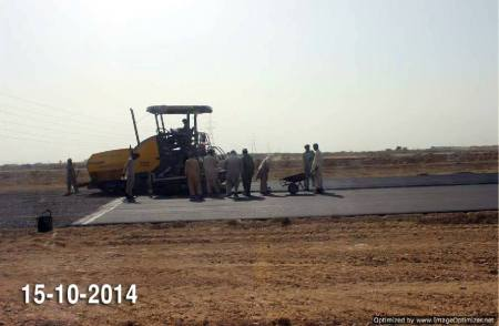 Bahria Town Karachi Latest Progress Update - October 2014 (9)