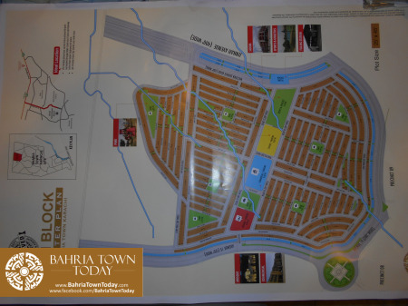 Bahria Town Karachi - Ali Block (125 Square Yards Plots) (1)