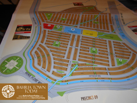 Bahria Town Karachi - Ali Block (125 Square Yards Plots) (5)