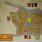 Bahria Town Karachi – Master Plan of 'ALI BLOCK' (125 Square Yards Plots)