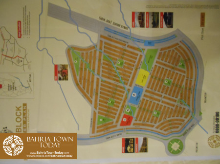 Bahria Town Karachi - Ali Block (125 Square Yards Plots) (11)