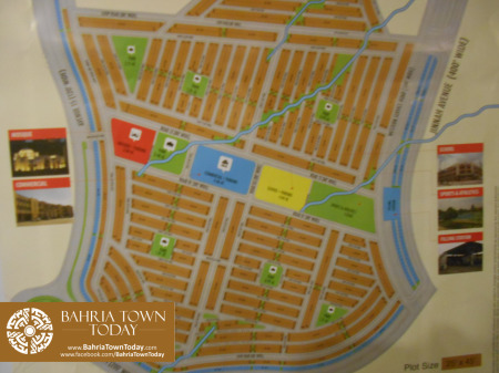 Bahria Town Karachi - Ali Block (125 Square Yards Plots) (12)