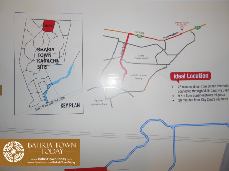 Bahria Town Karachi - Ali Block (125 Square Yards Plots) (2)
