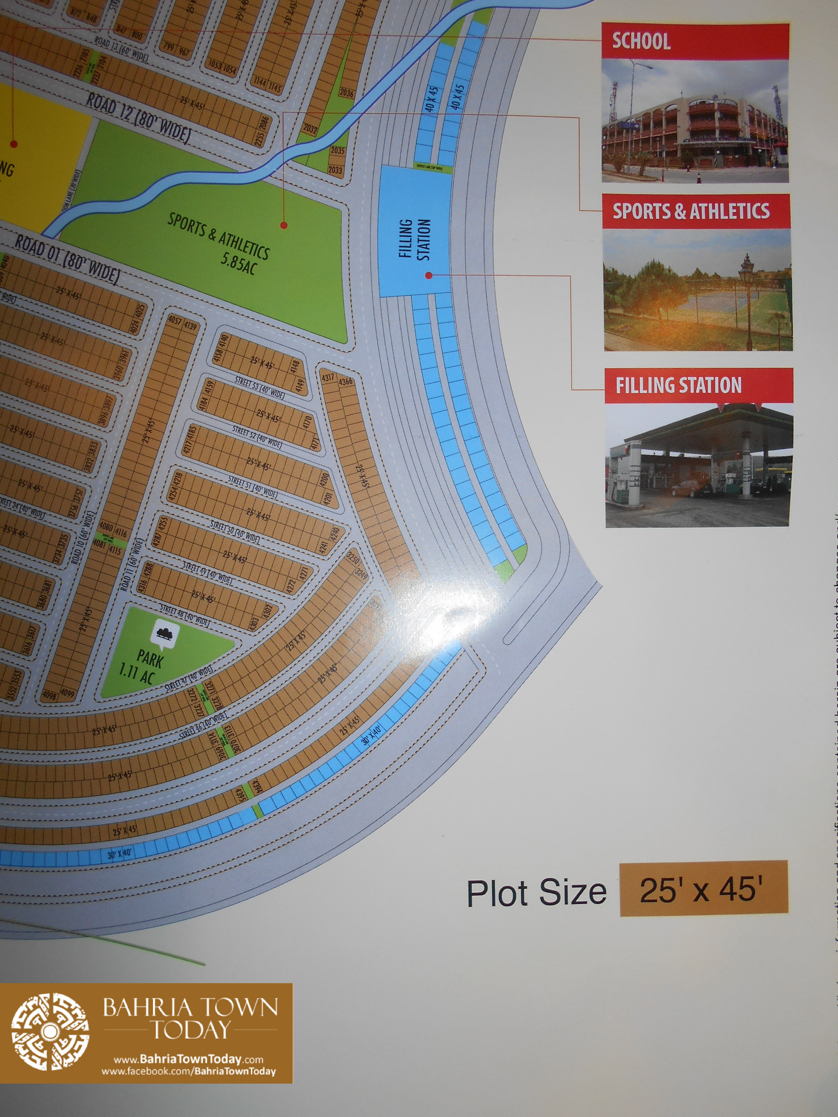 Bahria Town Karachi – Ali Block (125 Square Yards Plots) (4)