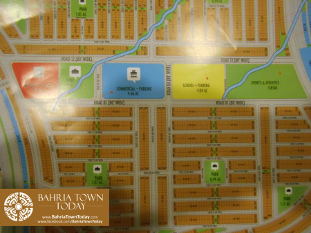 Bahria Town Karachi - Ali Block (125 Square Yards Plots) (8)