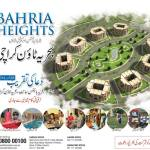 Bahria Heights – 2 Bedroom Apartments in Bahria Town Karachi