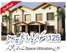 Bahria Town Karachi - 125 Square Yards Bahria Homes