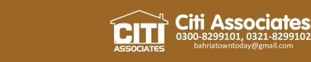CITI Associates - Bahria Town Karachi