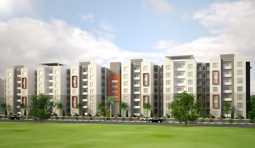 4 Bedroom Bahria Apartments – Bahria Town Karachi (2)