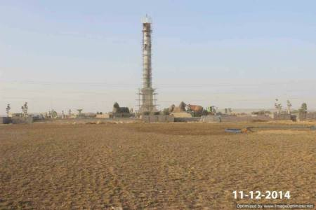 Bahria Town Karachi Latest Progress Update - December 2014 (11)