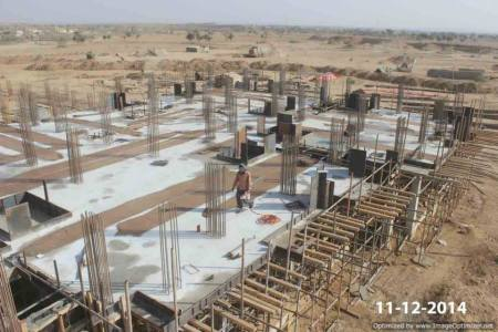 Bahria Town Karachi Latest Progress Update - December 2014 (15)