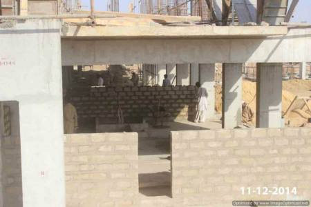 Bahria Town Karachi Latest Progress Update - December 2014 (17)