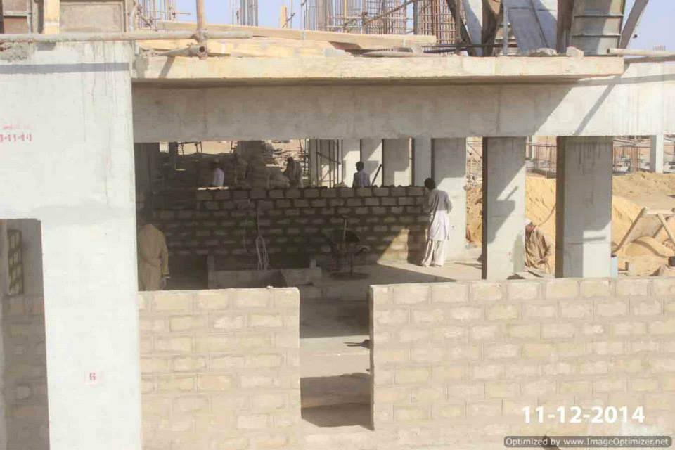 Bahria Town Karachi Latest Progress Update – December 2014 (17)