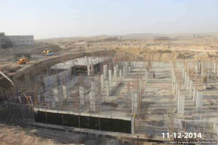 Bahria Town Karachi Latest Progress Update - December 2014 (19)