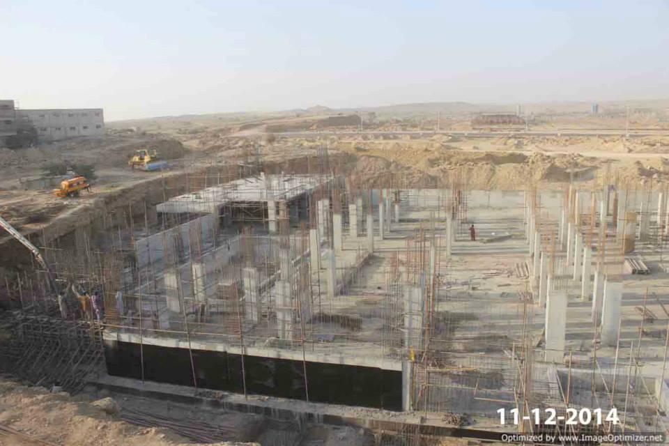 Bahria Town Karachi Latest Progress Update – December 2014 (19)