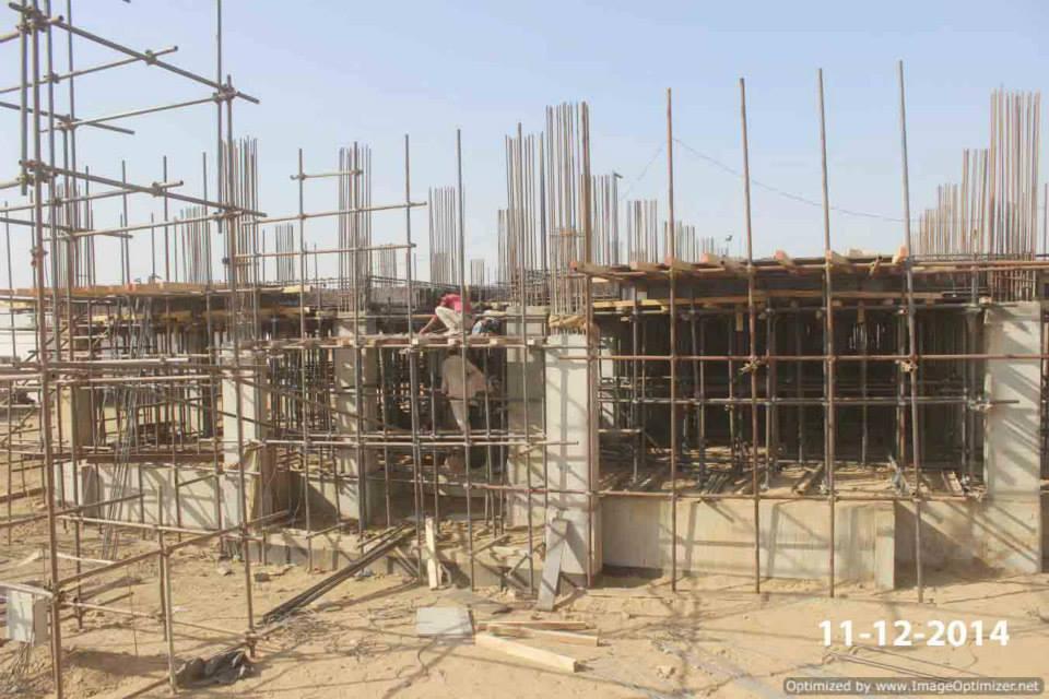 Bahria Town Karachi Latest Progress Update – December 2014 (22)