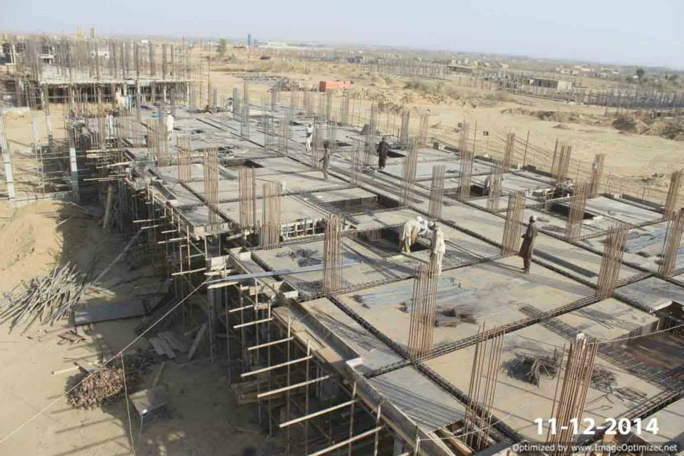 Bahria Town Karachi Latest Progress Update – December 2014 (25)