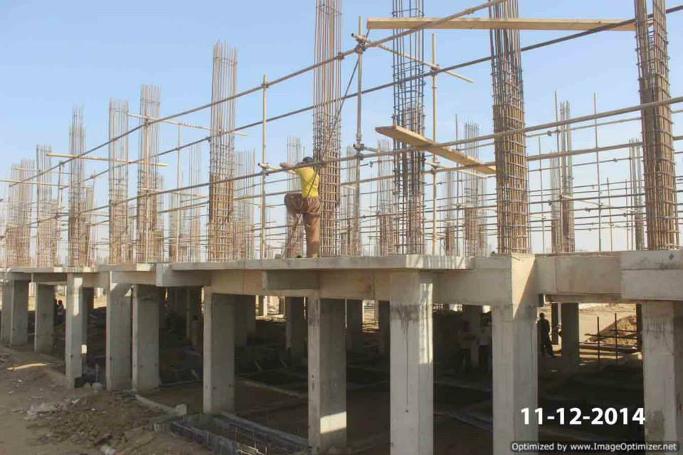 Bahria Town Karachi Latest Progress Update – December 2014 (28)