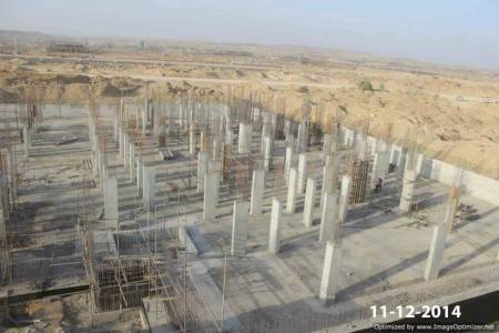 Bahria Town Karachi Latest Progress Update - December 2014 (29)