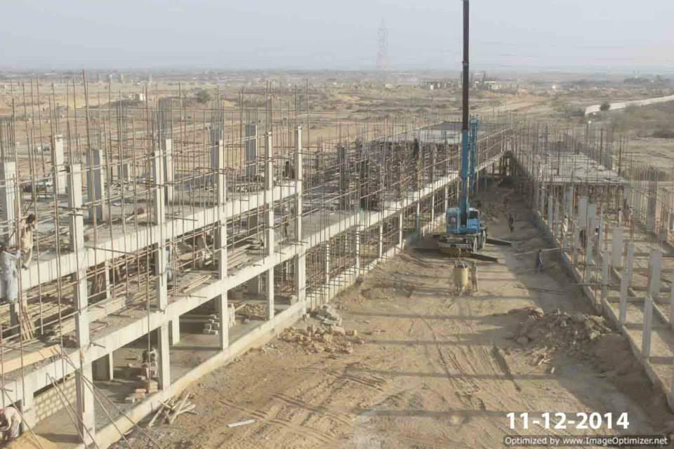Bahria Town Karachi Latest Progress Update – December 2014 (3)