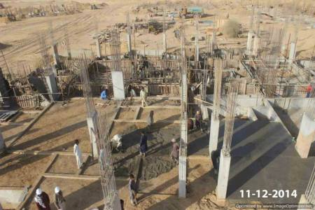 Bahria Town Karachi Latest Progress Update - December 2014 (30)