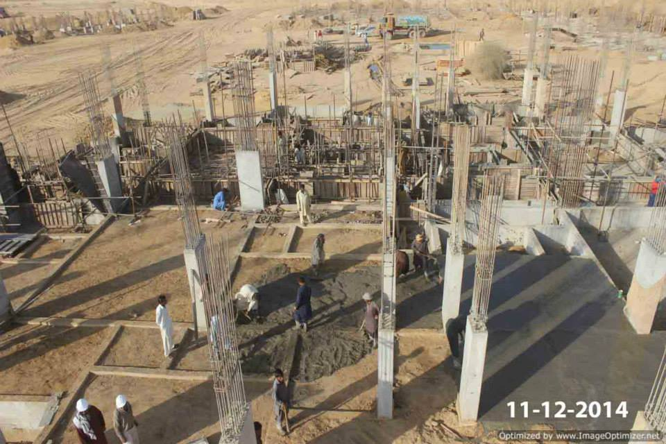 Bahria Town Karachi Latest Progress Update – December 2014 (30)