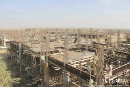Bahria Town Karachi Latest Progress Update - December 2014 (6)