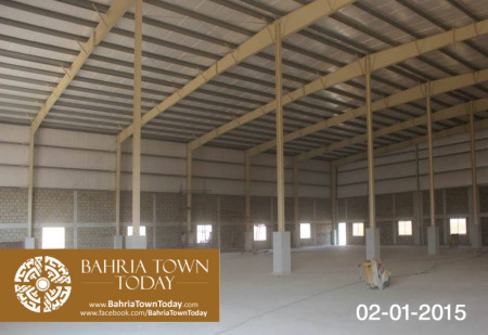 Bahria Town Karachi Latest Progress Update - January 2015 (11)