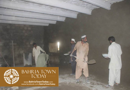 Bahria Town Karachi Latest Progress Update - January 2015 (12)