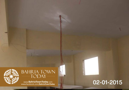 Bahria Town Karachi Latest Progress Update - January 2015 (4)