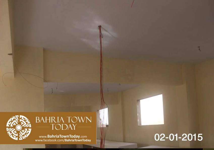 Bahria Town Karachi Latest Progress Update – January 2015 (4)