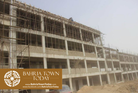 Bahria Town Karachi Latest Progress Update - January 2015 (5)