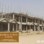 Bahria Town Karachi Latest Progress Update – January 2015