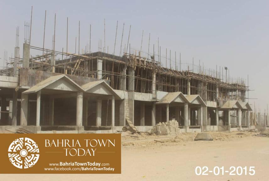 Bahria Town Karachi Latest Progress Update – January 2015 (9)