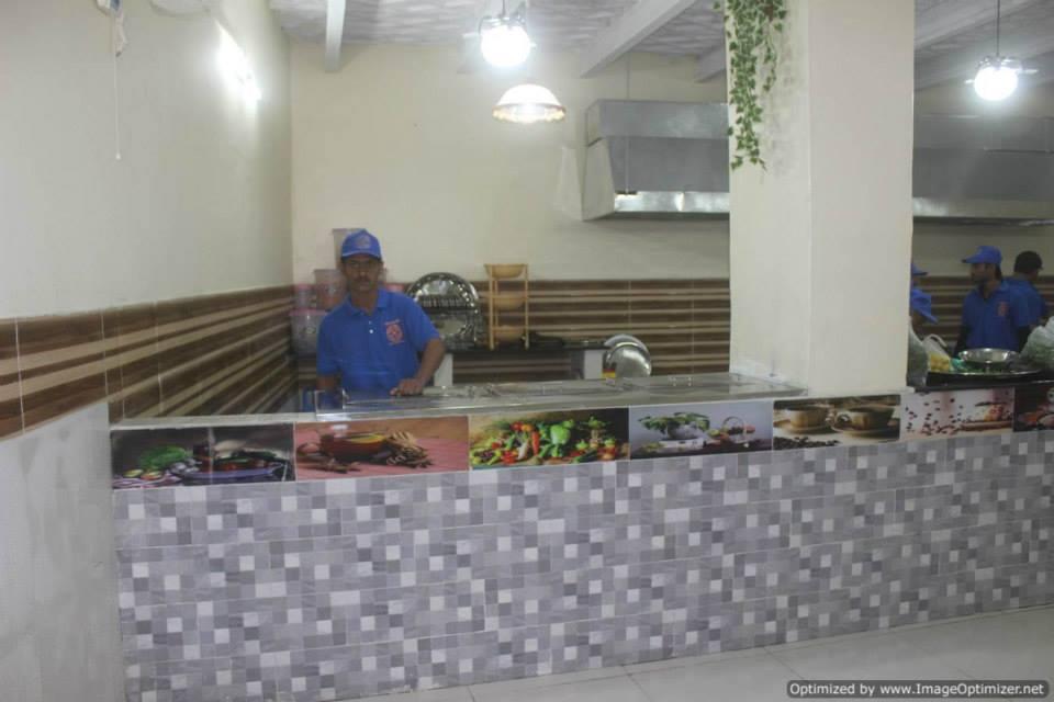 Bahria Dastarkhwan Setup at Super Highway, Karachi (11)