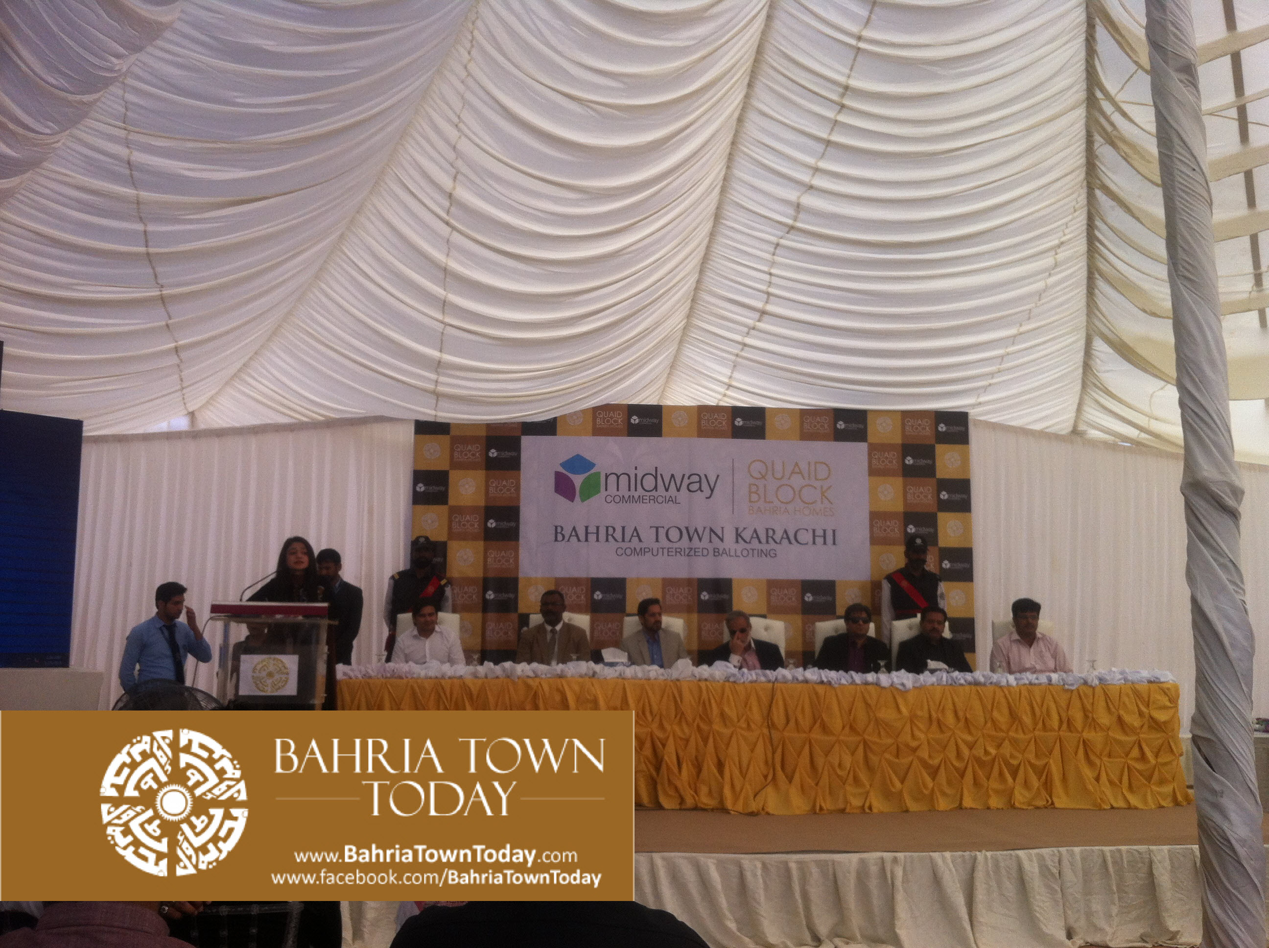 [Pictures] Computerized Balloting of Mid-Way Commercial and Quaid Villas 2015 (10)