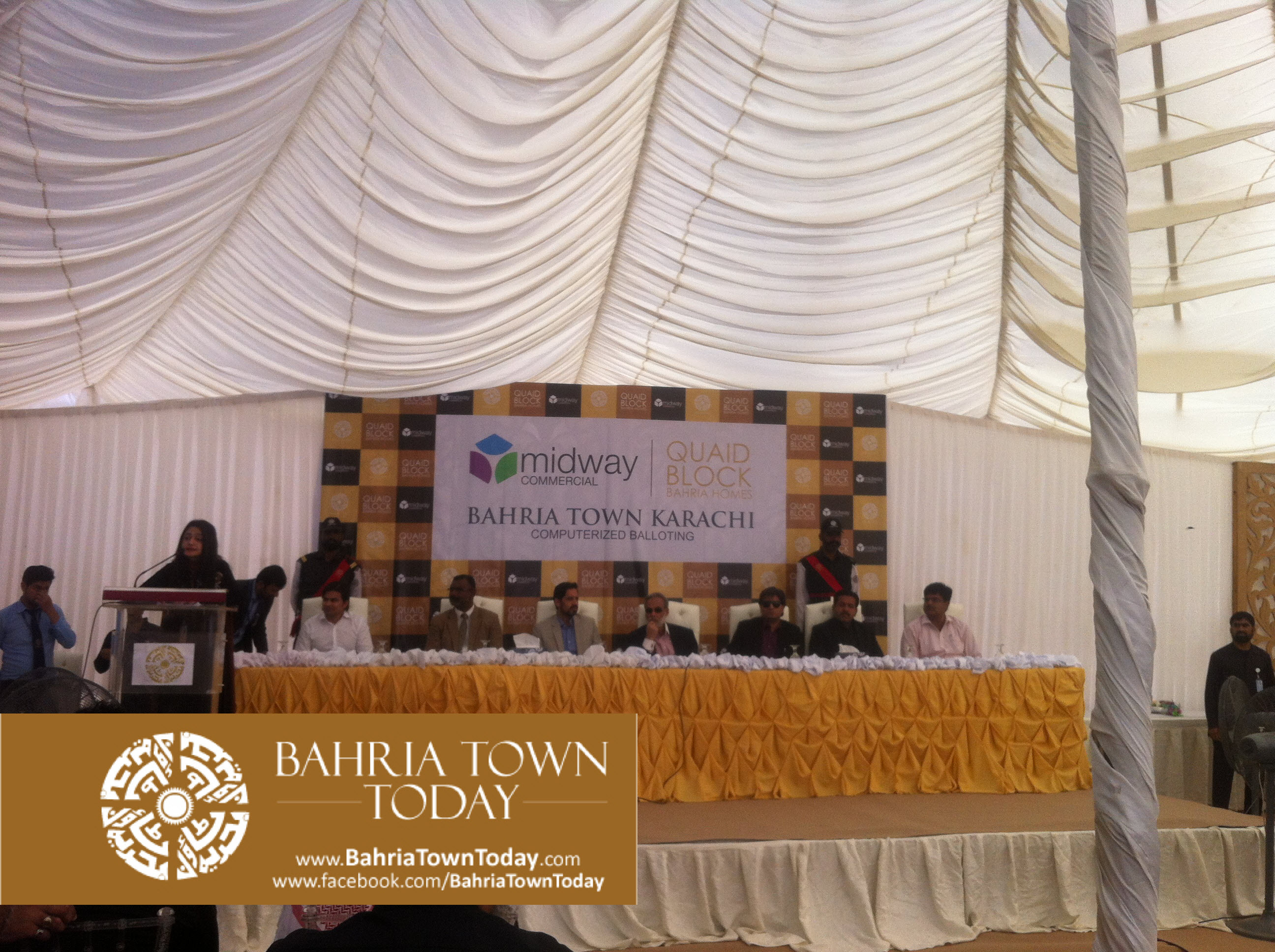 [Pictures] Computerized Balloting of Mid-Way Commercial and Quaid Villas 2015 (11)