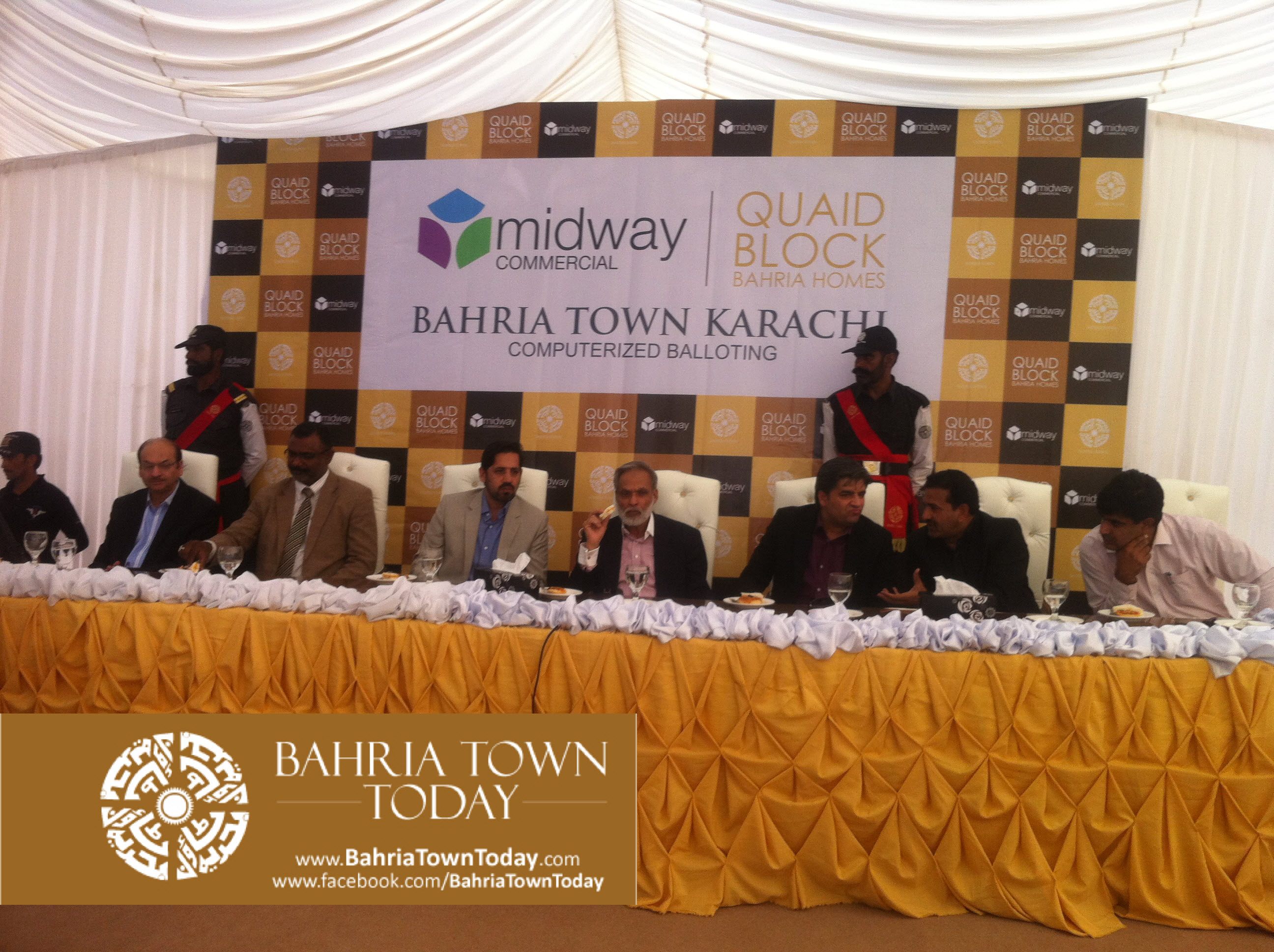 [Pictures] Computerized Balloting of Mid-Way Commercial and Quaid Villas 2015 (21)