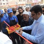 Bahria Dastarkhwan Opens at Tauheed Commercial Area, DHA Karachi