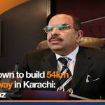 Bahria Town To Build 54km Expressway in Karachi