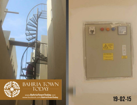 Bahria Town Karachi Latest Progress Update - February 2015 (10)
