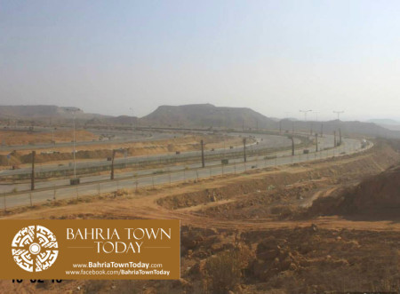 Bahria Town Karachi Latest Progress Update - February 2015 (14)